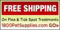 Free shipping on flea products